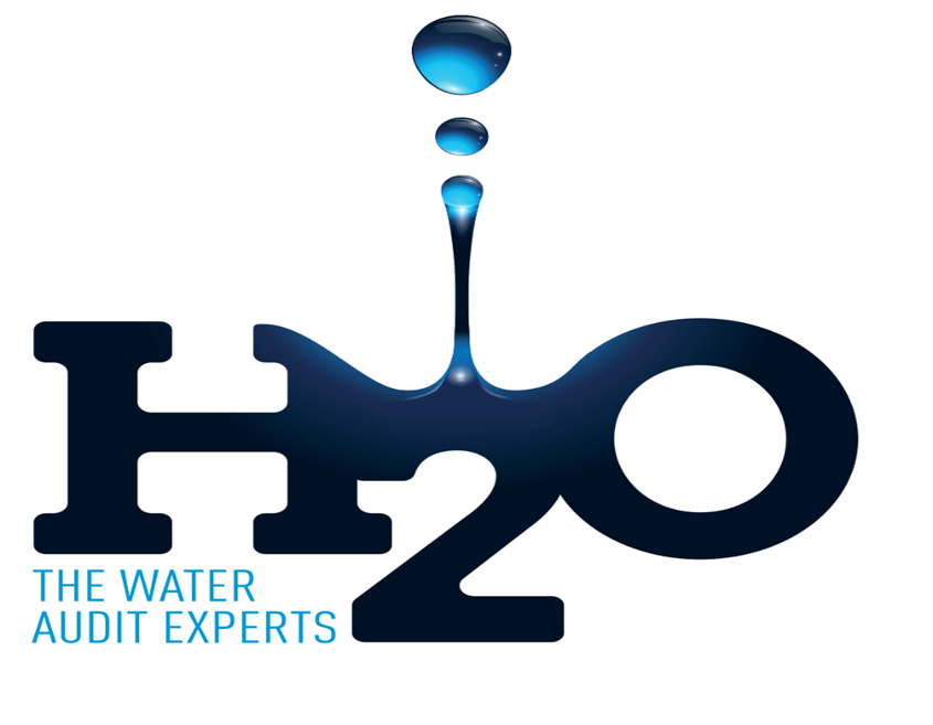 H20 Building Services to trademark their new logo