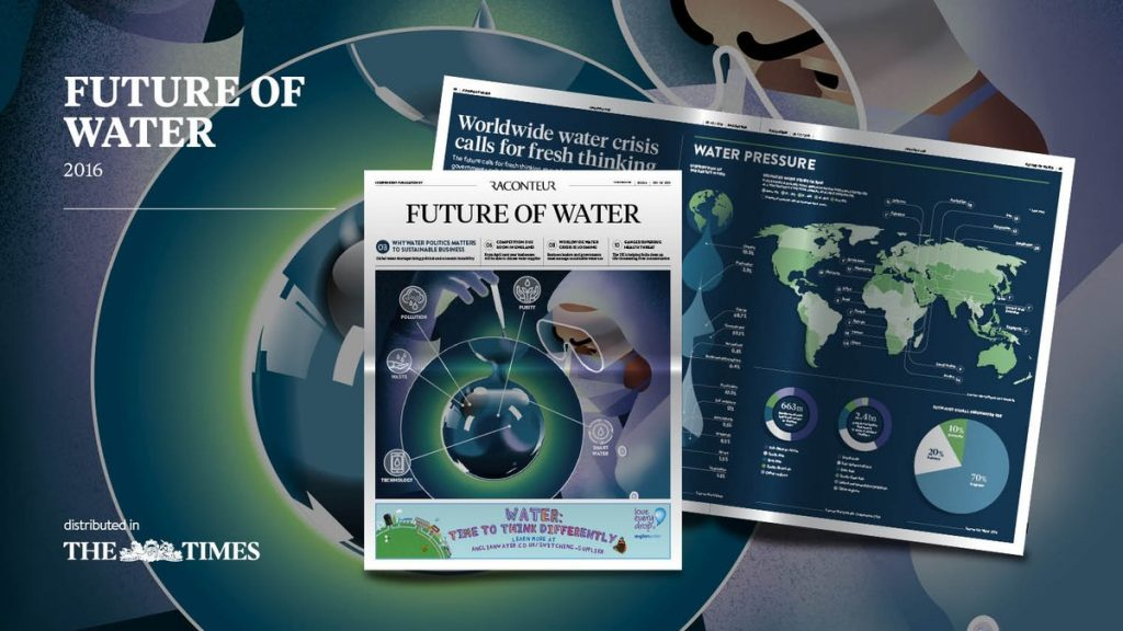 The Times - Future of Water report 2016