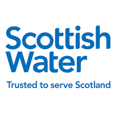 Scottish Water Logo - H20 Building Services