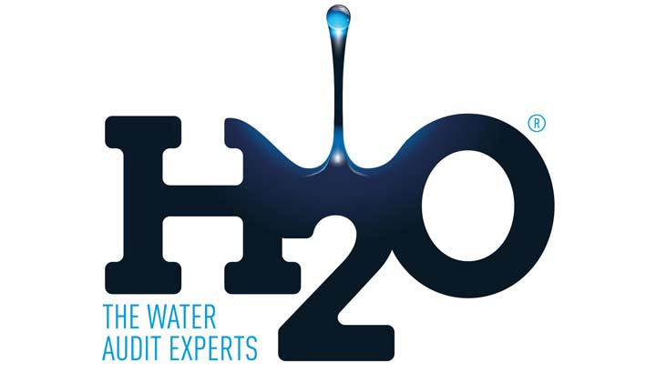 H20 Building Services Logo