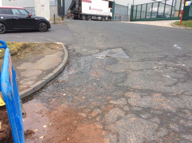 Water leak detection - water leak repair