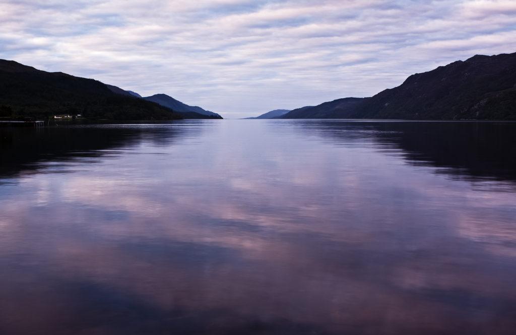 Rainwater harvesting systems UK - Loch Ness