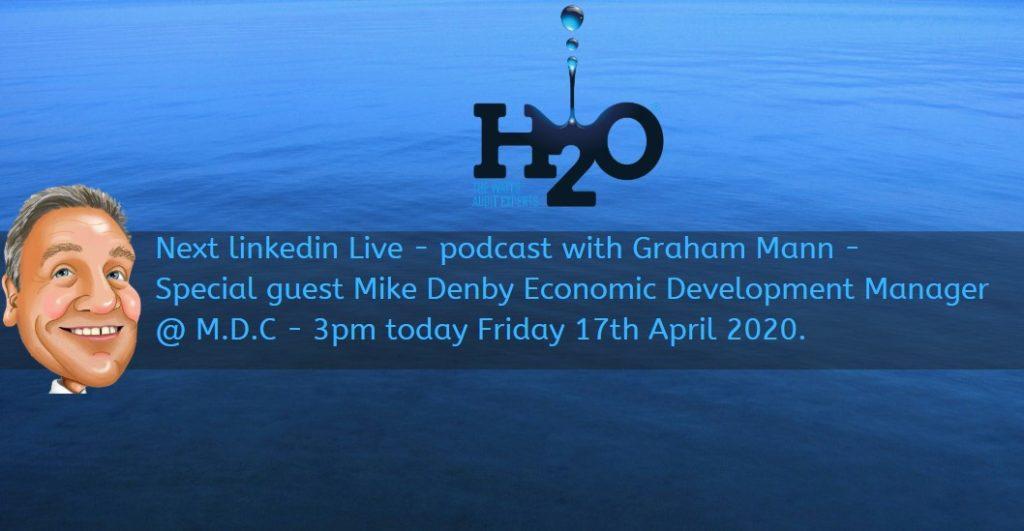 Podcast with Graham Mann