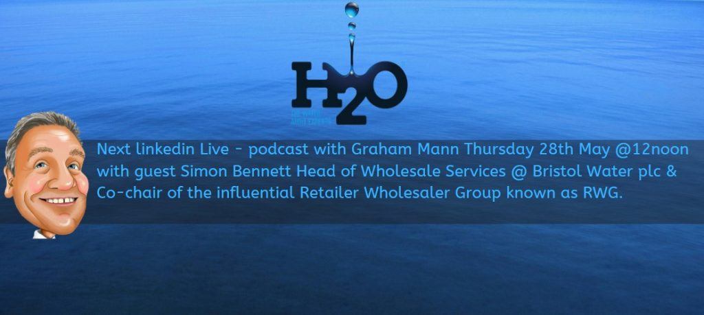 Podcast with Graham Mann